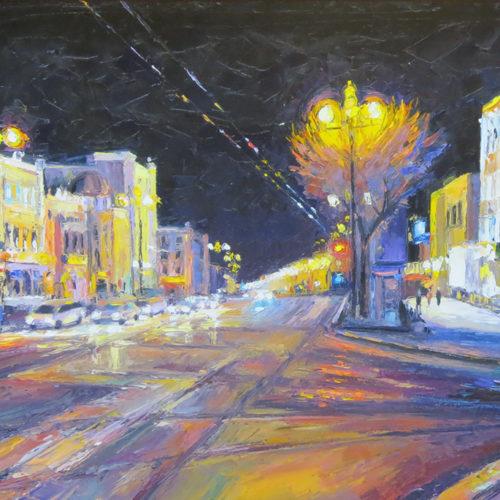 Картина Хабаровск
