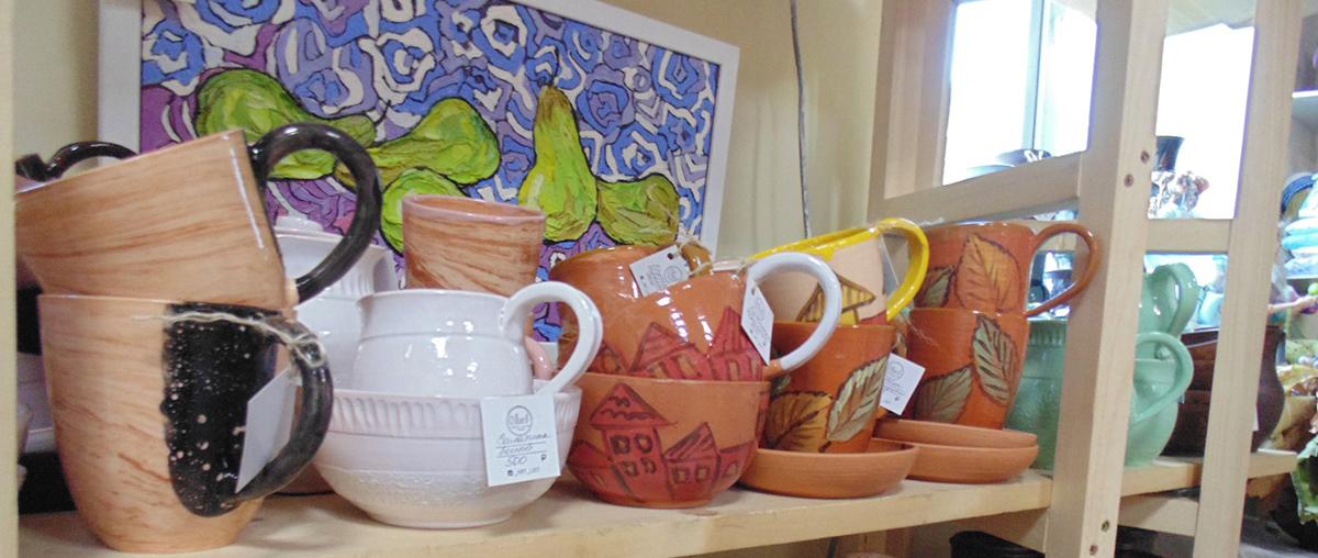 Сувениры, подарки и предметы искусства в Хабаровске