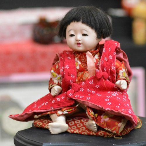 Кукла ребенок, япония, ручная работа
