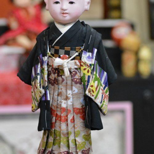 Кукла, фарфор, Япония, авторская кукла