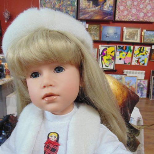 виниловая кукла, германия