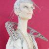 Кукла ручной работа, полимерная глина, авторская кукла, коллекционная кукла, интерьерная кукла