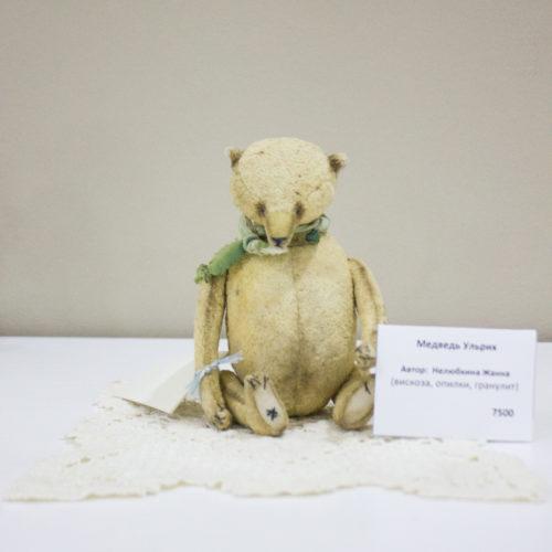 Медведь ручной работы