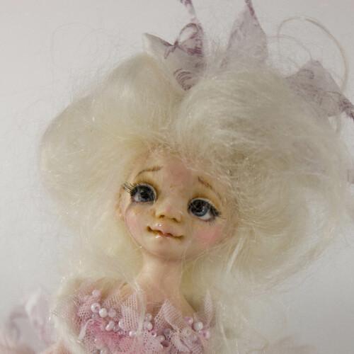 Интерьерная кукла, дизайнерская кукла, коллекционная кукла, украшение для дома.