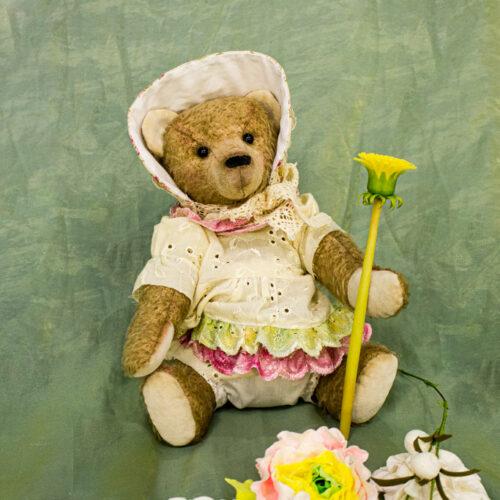 Плюшевый мишка, куклы эксклюзивные, коллекционные. Влюбленная пара. Подарки для пары. Подарки для влюблённых.