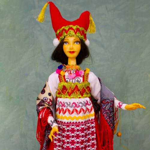 Фольклорные фигуры. Куклы Богов. Коллекционные куклы. Эксклюзивные куклы. Лучшее украшение для дома.
