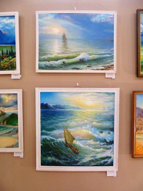 выставка дальневосточных художников