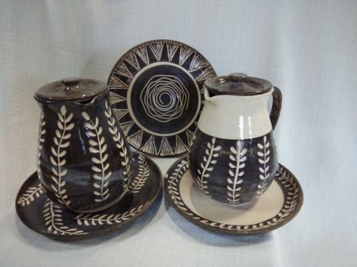 набор керамики