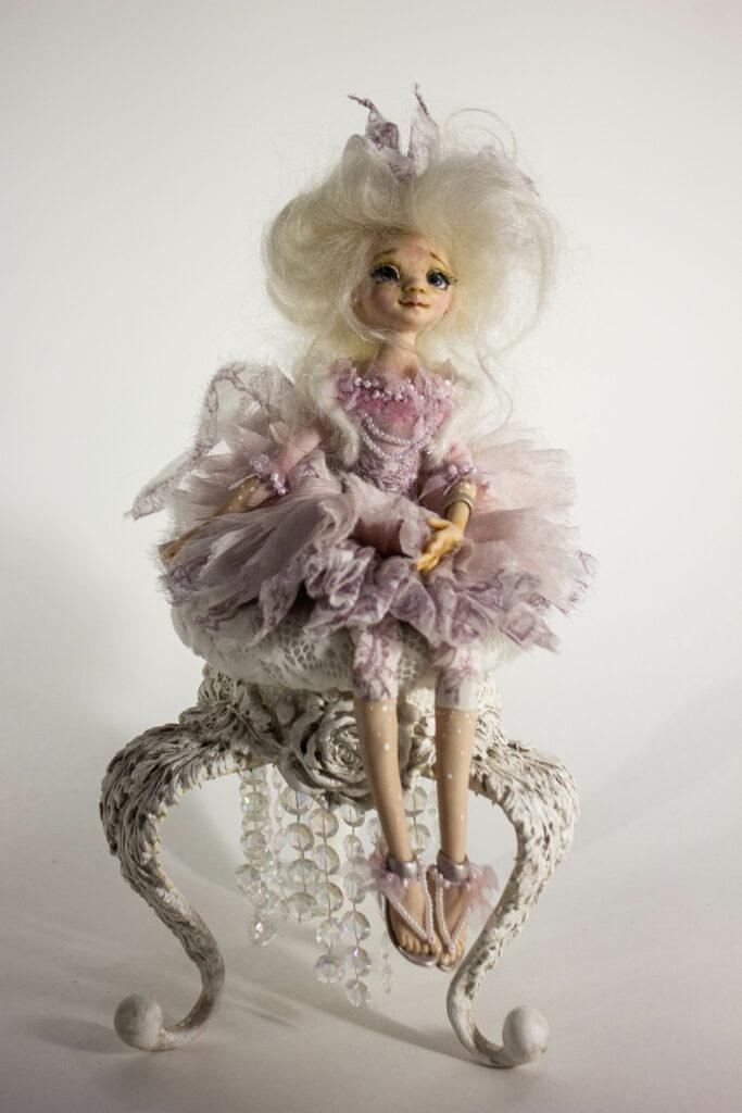 будуарная кукла, интерьерная кукла, интерьер дома, подарок