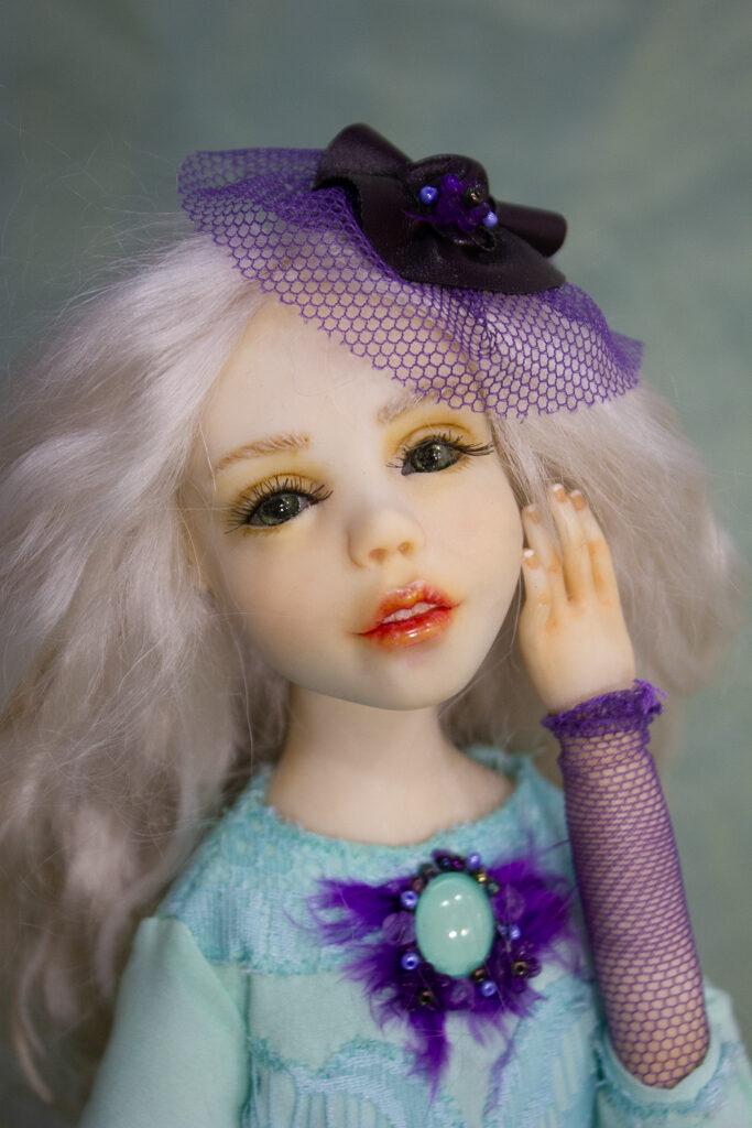 Авторская кукла, кукла в подарок, коллекционная кукла