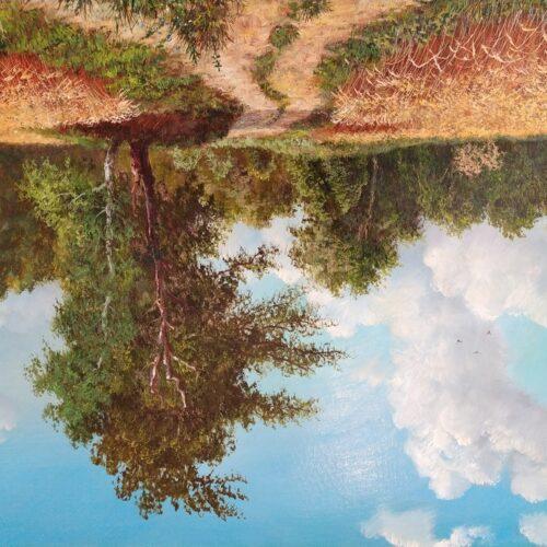 Картина пейзаж природа